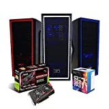 PC DESKTOP GAMING COMPLETO INTEL i7-7700 4.2GHZ / ASUS EXPEDITION GEFORCE® GTX 1050 Ti eSPORTS