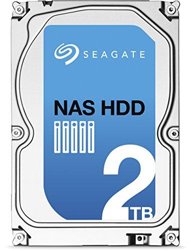 SEAGATE NAS HDD 2TB Rescue Model 5900rpm 6Gb/s SAT
