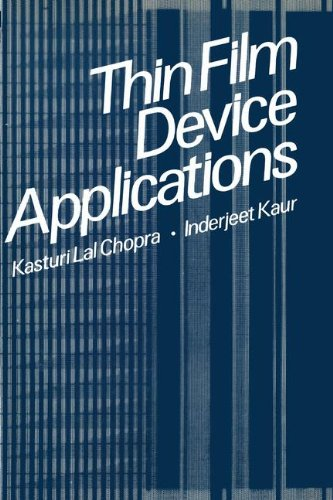 thin-film-device-applications
