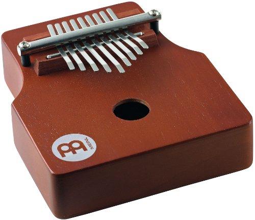 "Meinl Percussion KA9P-AB Pickup Kalimba (Medium), natural  a' c"" c' a"" A f' e' e"" b'"
