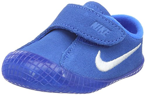Nike Waffle 1 (cbv), Baby Jungen Krabbelschuhe, Blau (photo Blue/white), 17 EU (3-6 months)