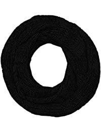 JACK & JONES Jacrib Knit Tube Noos, Bufanda para Hombre