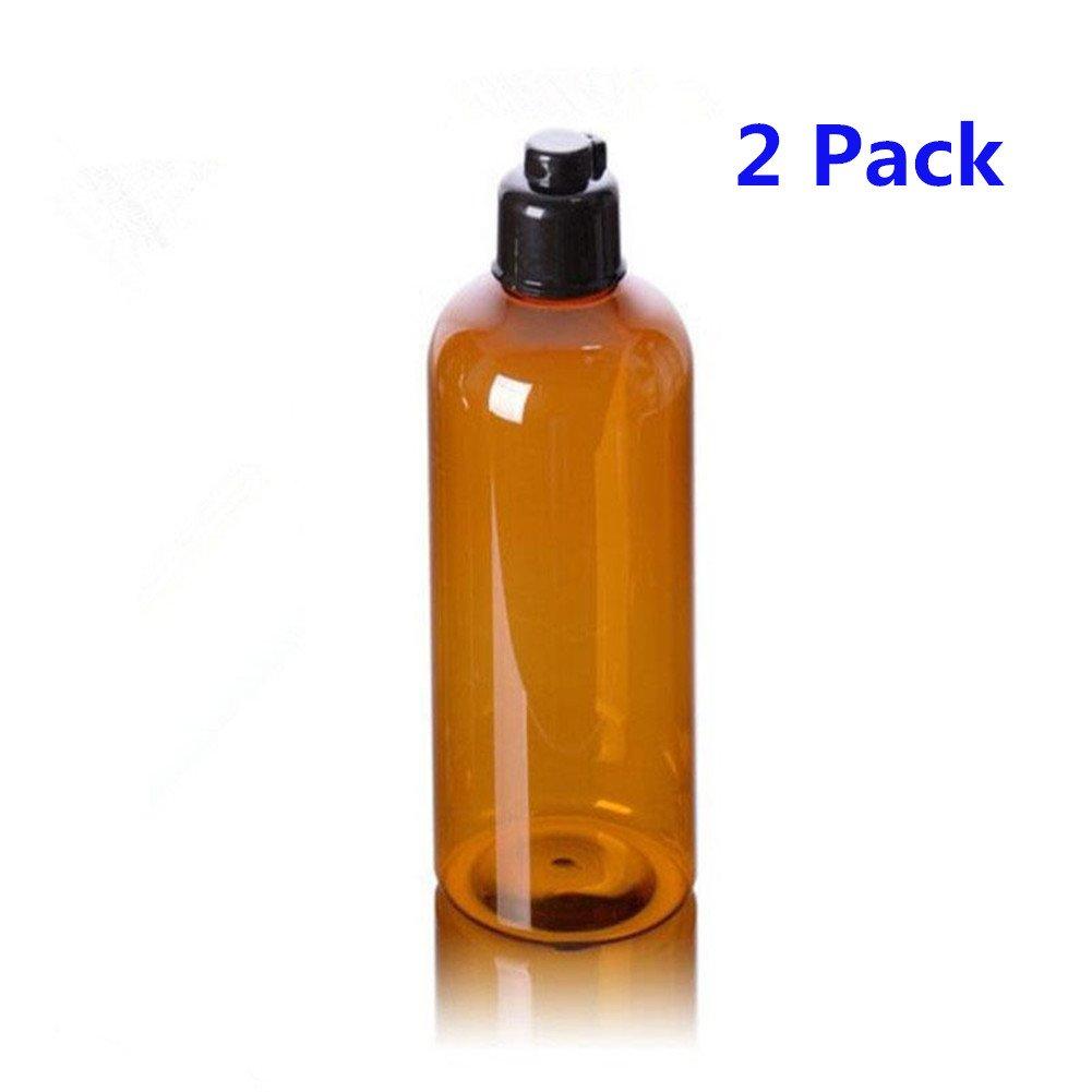 Interesting® 100ML PET Emulsione di plastica Emulsione in bombole vuoto lucido