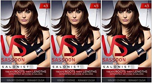 3-x-vs-vidal-sassoon-salonist-permanent-hair-colour-dye-4-3-dark-gold-brown