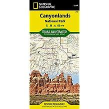 CANYONLANDS NATIONAL PARK  1/70.000