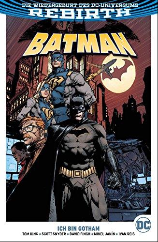 Batman: Bd. 1 (2. Serie): Ich bin Gotham