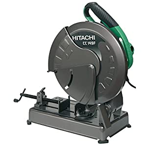 Hitachi CC14SF miter saw 2000 W 3800 RPM – Ingletadora (Corriente alterna, 110-230 V, 285 mm, 605 mm, 624 mm, 16,5 kg)