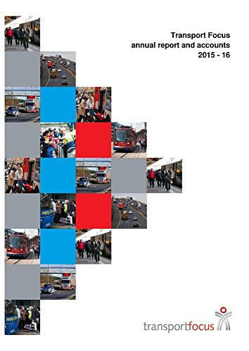 Transport Focus annual report and accounts 2015-16 (Scottish Government papers) -