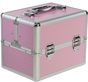 Beauty Box - Malette Maquillage et Cosmétique St Tropez - Rose