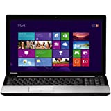 Toshiba Satellite C55-A-1UC 15.6-inch Laptop (Intel Core i3-4000M 2.4 GHz, 8 GB RAM, 1 TB HDD, Windows 8.1) - Silver