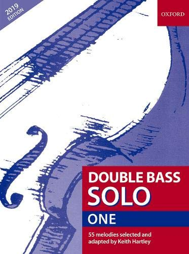 Double Bass Solo 1: Fifty Melodies