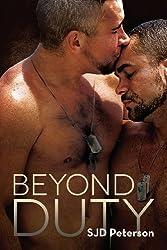 Beyond Duty by Sjd Peterson (2013-08-02)