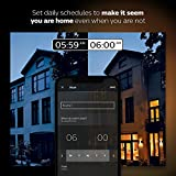 Philips Hue White and Colour Ambience Smart E27 Bulb Starter Kit (3 A19 E27 Bulbs, 1 Bridge, 1 Dimmer Switch, Compatible with Amazon Alexa, Apple HomeKit and Google Assistant)