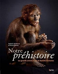 vignette de 'Notre préhistoire (Antoine Balzeau)'