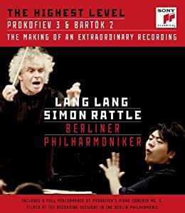 Lang Lang: The Highest Level [Blu-ray] [2013]