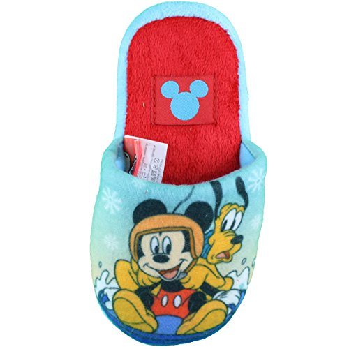 Pantoffel Mickey Mouse Junge Rot