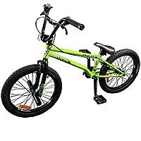 "MADD MGP 20"" BMX Bike Krank Street -lime 2012 Stunt Bike"