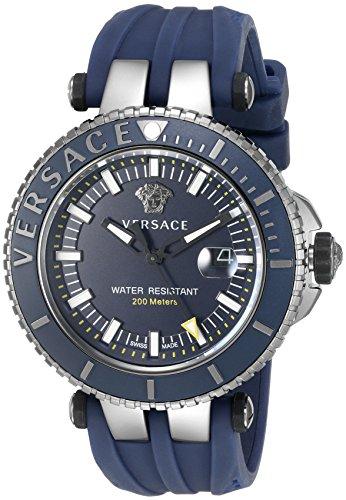 Versace Montre pour Hommes V-Race Diver VAK02 0016