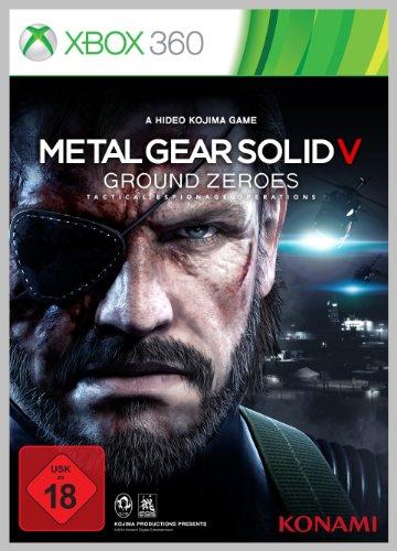 Metal Gear Solid 5 - Ground Zeroes - [Xbox 360] (Solid Gear Neue Metal)