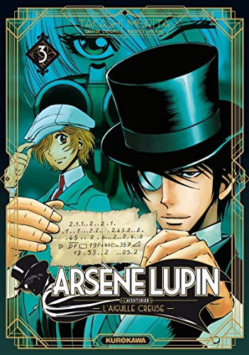 Arsène Lupin - tome 03 (3)