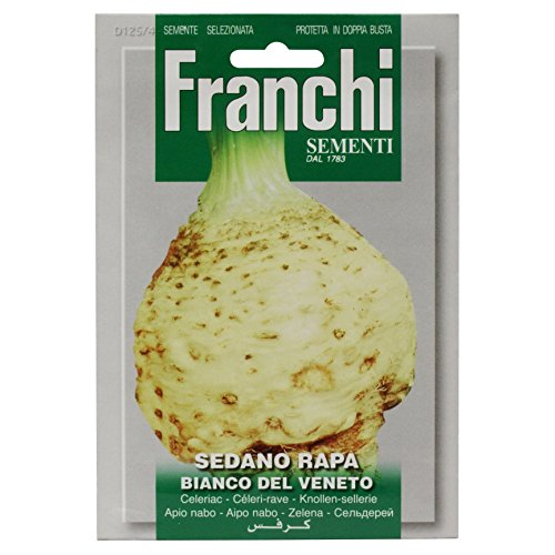 Seeds of Italy Ltd Franchi Céleri-rave