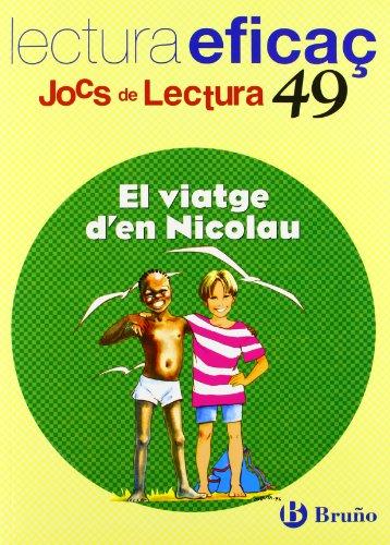 El viatge d'en Nicolau Joc de Lectura (Català - Material Complementari - Jocs De Lectura) - 9788421698334