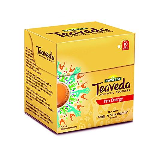 Teaveda Pro Energy, 10 Tea Bags