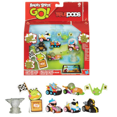 Angry Birds Go! - Telepods - Deluxe Multi-Pack