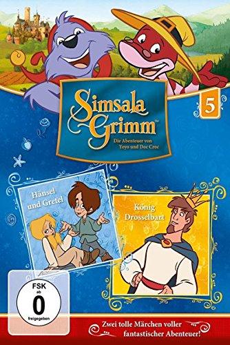 SimsalaGrimm 5 - Hänsel & Gretel / König Drosselbart