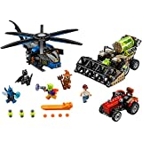 LEGO Super Heroes 76054 Batman: Scarecrow Harvest of Fear Building Kit (563 Piece) by LEGO