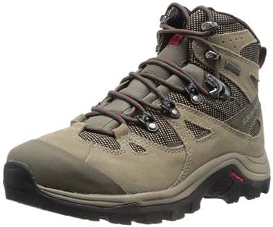 Salomon Discovery W GTX 111531, Chaussures de randonnée femme - Marron-TR-K1-4, 37 1/3 EU