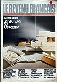 Telecharger Livres REVENU FRANCAIS LE No 192 du 01 10 1986 IMMOBILIER LES SECTEURS QUI RAPPORTENT PLACEMENTS VALEURS D ASSURANCES EN BOURSE FISCALITE LES BONS CHOIX POUR VOS COUPONS ET DIVIDENDES BOURSE ASSURANCE VIE LES MEILLEURES CATEGERIES DE CONTRATS (PDF,EPUB,MOBI) gratuits en Francaise