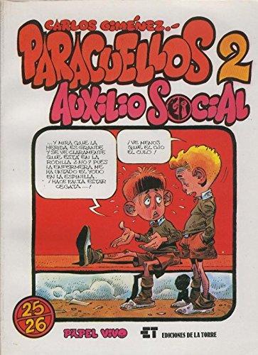 Papel Vivo volumen 25/26: Paracuellos 2