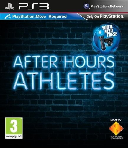 Sony PS3 After Hours Athlets (Move erforderlich) (PEGI)
