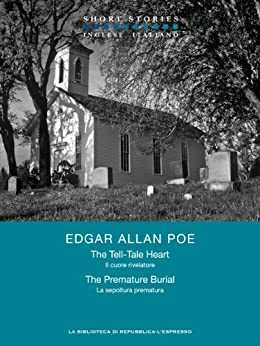 """a review of edgar allan poes short story tell tale heart A literary criticism to edgar allan poe's the tell tale heart  of the story """"fall short  tell tale heart in, an offprint from short."""