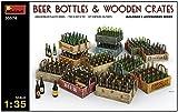 MiniArt 35574 Modellbauzubehör-Beer Bottles und Wooden Crates