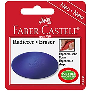 Faber-Castell 182398 Kosmo Mini Eraser – Assorted Colours