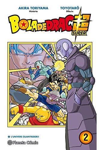 Bola de Drac Super nº 02: L'univers Guanyador