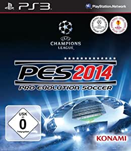 PES 2014 - Pro Evolution Soccer - [PlayStation 3]