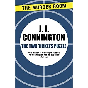 The Two Tickets Puzzle (A Clinton Driffield Mystery)