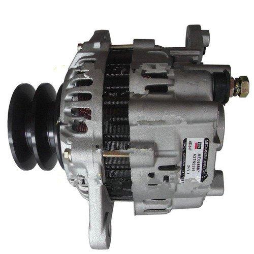 Gowe Bagger Lichtmaschine Generator gelten SK 230-6crawller 6d34T Engine (Breite Gürtel) 24V 40A