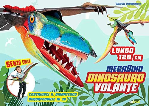 Dinosauro volante. Megadino. Ediz. a colori. Con Gioco