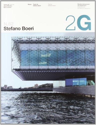 2G N.62 Stefano Boeri (2g Revista)