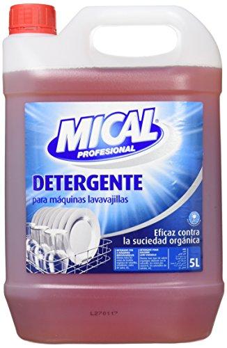 Mical Profesional Detergente Para Máquinas Lavavajillas