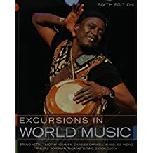 Excursions in World Music, and Student CD for Excursions in World Music Package (6th Edition) by Bruno Nettl (2011-09-12)