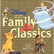 Disney The Little Big Book of Family Classics by Monique Peterson (2004-10-01)
