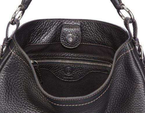Bogner Leather Small Aisha 0402075, Sac à main femme Noir 001