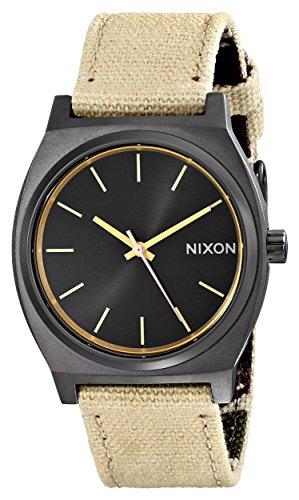 Nixon Time Teller A045-1711 Montre Unisexe Point Culminant de Design
