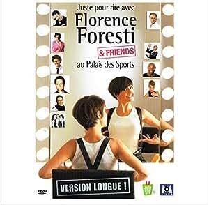 DVD Florence Foresti & friends au Palais des sports