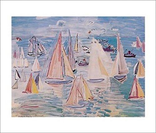 raoul-dufy-regatta-poster-print-7112-x-5588-cm